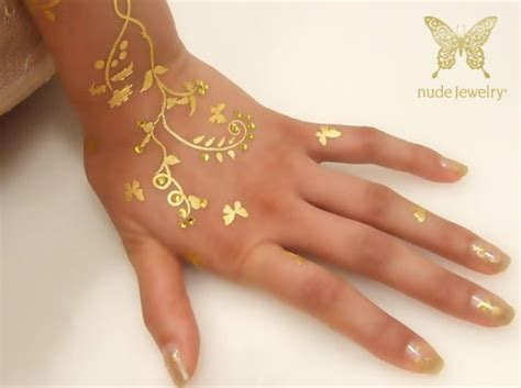naked tattoo designs gadgetsnude jewelry designs in gold and