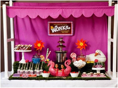 willy wonka themed decorations top 25 ideas about theme candyland willie wonka on