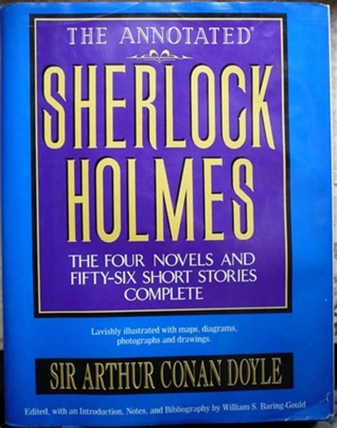 six four a novel books the annotated sherlock the four novels and fifty