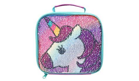 Lunch Box 5 Sekat Unicorn polar gear unicorn sequin lunch bag home garden george