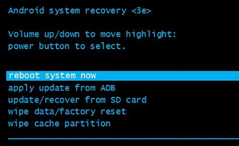 reset android from adb five ways to restart android phone without power button