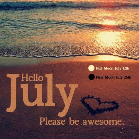 goodbye june  july wicca pinterest  july