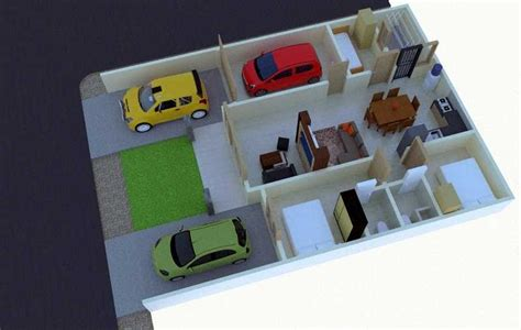 desain kamar diatas garasi desain terbaru denah rumah minimalis sederhana untuk kamar