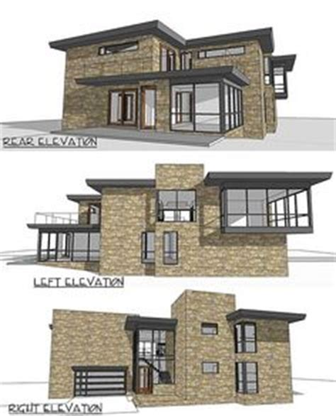 Home Construction Design Krs Plan 22322dr Stately Modern With Garage Modern House