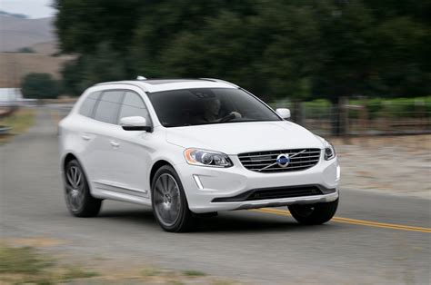 volvo xc60 white 2015 volvo xc60 t6 drive e first test motor trend