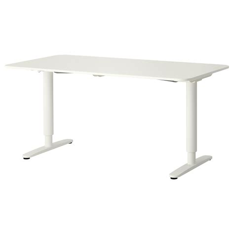 sit stand desk ikea bekant desk sit stand white 160x80 cm ikea