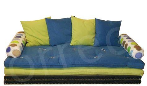 cuscini cilindrici divano letto futon pacha matrimoniale arredo e