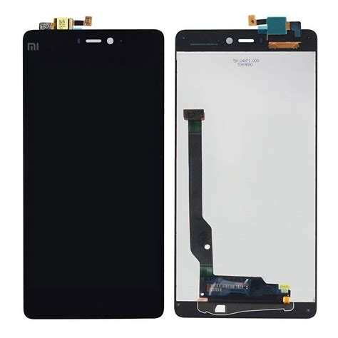 Lcd Mi4i Touch Screen Glas Lcd Display Montiert Xiaomi Mi4i Mi4c