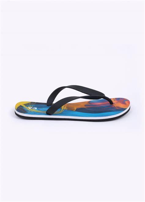 Sandal Y3 Yamamoto 1 Adidas Y 3 Yohji Flip Ii Sandals Black Multi