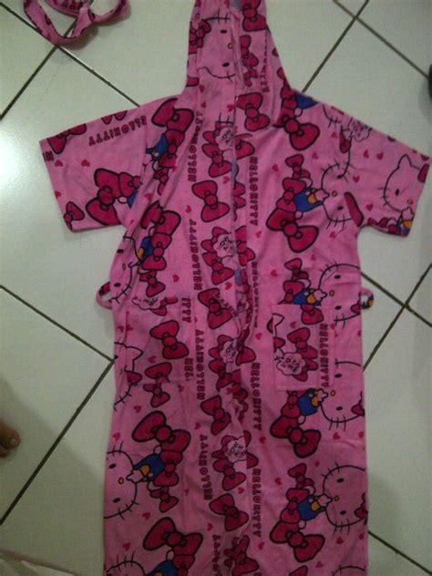 Afrakids Af134 Ukuran M Dan L kimono handuk hk micha shop