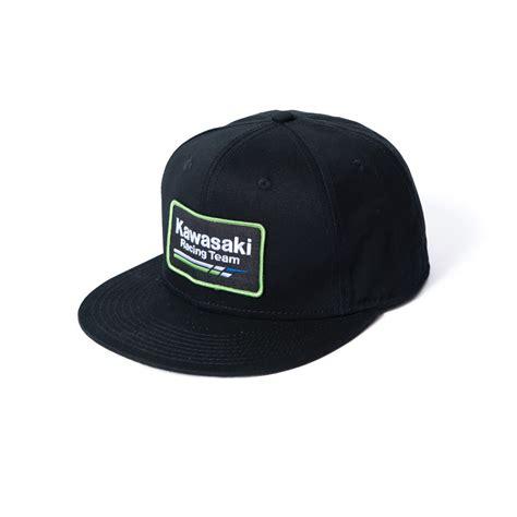 Kawasaki Hat by Kawasaki Youth Snap Back Hat