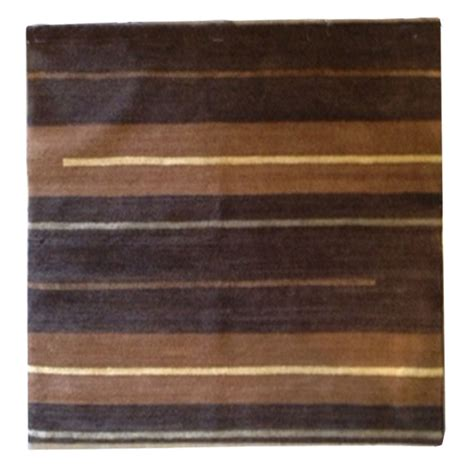 Moderne Rug Cleaning Tufenkian Modern Brown Ivory Caramel Wool And Silk Rug 10818 Andonian Rugs Seattle