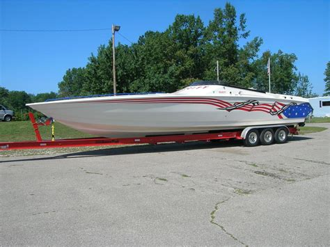 boats for sale northeast ohio 2002 velocity 410 powerboat for sale in ohio