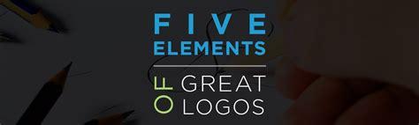 logo design key elements 5 elements of great logo design