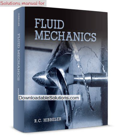 Solution Manual Fluid Mechanics 1st Edition This Is