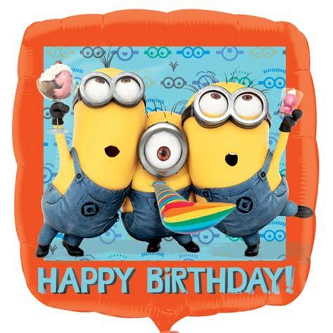 imagenes happy birthday minions minions happy birthday quotes quotesgram