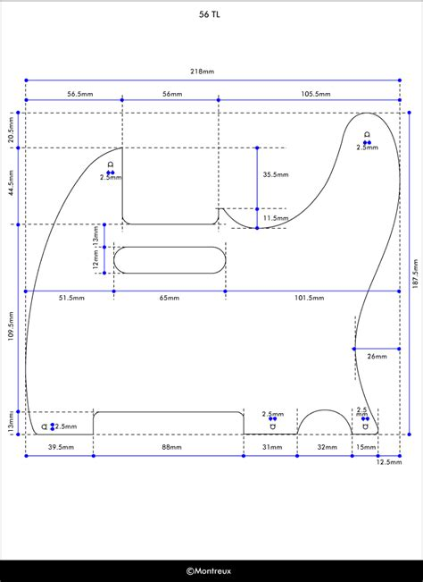 fender telecaster template made by wood explorer guitar plans pdf