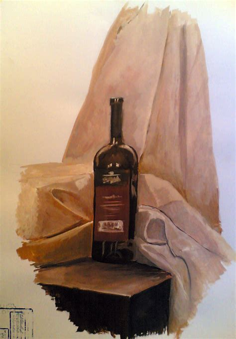 bottle and cloth by dizzy miro on deviantart