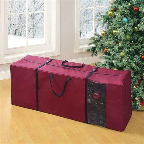 neu home christmas tree storage bag