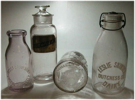 apothecary glass jug table l bottle