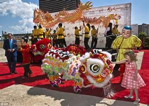 asian themed hotel vegas construction begins on massive chinese themed mega casino