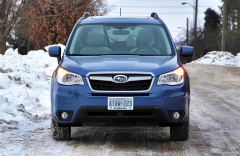 subaru forester crash test rating 2016 subaru forester safety review and crash test ratings