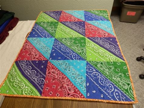 Bandana Quilt Patterns by 25 Best Ideas About Bandana Quilt On Bandana