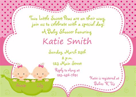 baby shower invitations for theruntime