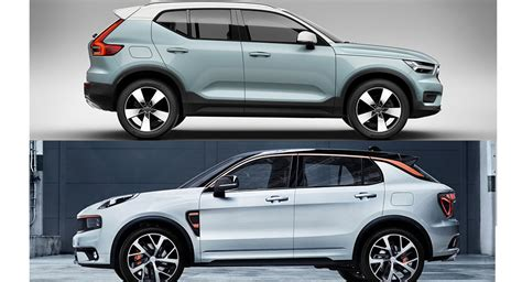volvo co volvo and lynk co to launch compact in hybrids in