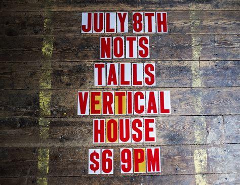 vertical house records vertical house records