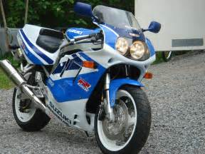 1991 Suzuki Gsxr 750 Top Of The Line Sport Bikes The Suzuki Gsxr Series Auto