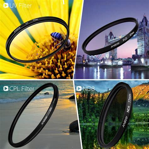 Elf133 Filter Uv Cpl Fld Nd2 Nd4 Nd8 Lens Cap 52mm For N andoer 77mm uv cpl fld nd nd2 nd4 n end 10 3 2018 10 37 pm