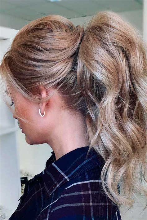 Ponytail Hairstyles by 30 Ponytail Hairstyles For You To Try Ponytail