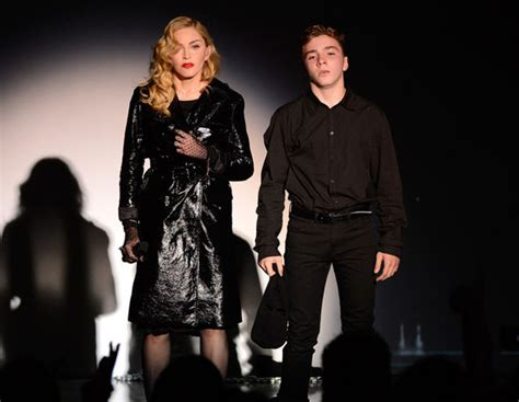 Madonna Vs Ritchie Its Not An Amicable Divorce After All by Ritchie Attends Court