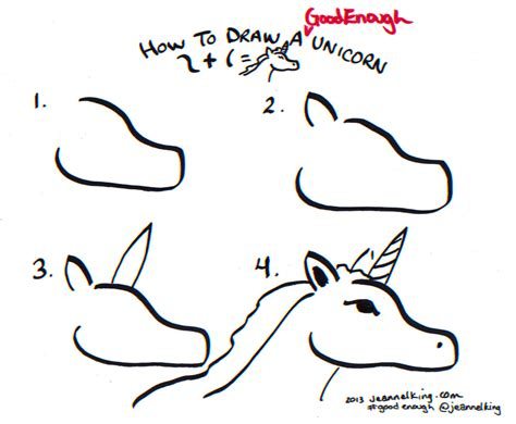 unicorn step by step search results for how to draw a unicorn easy steps