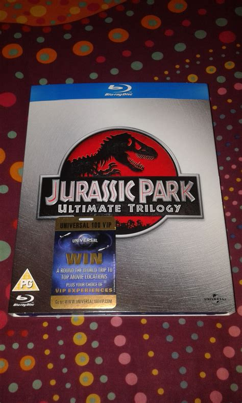Original Jurassic Park Ultimate Trilogy jurassic park ultimate trilogy