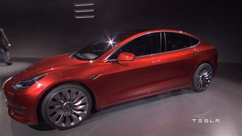 Tesla Top Speed 2018 Tesla Model 3 Review Top Speed