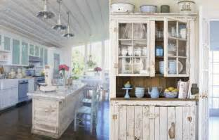 shabby chic kitchen furniture shabby chic kitchen cabinets marceladick