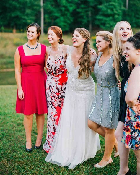 22 Best Dressed Summer Wedding Guests   Martha Stewart