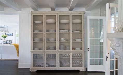 Dining Room Cupboard Design by Heritage Hutch On China Cabinets Grey