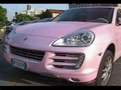Porsche Cayenne Pink by S Pink Porsche Cayenne
