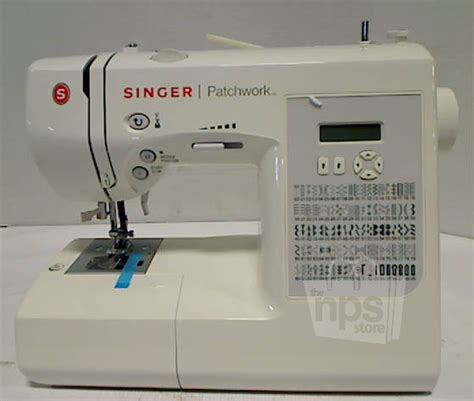 Singer Sewing Machine Patchwork - singer 7285q patchwork sewing and quilting machine ebay