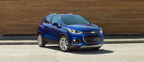 2017 Chevrolet Trax the 2017 chevrolet trax returns with all new tech and styling