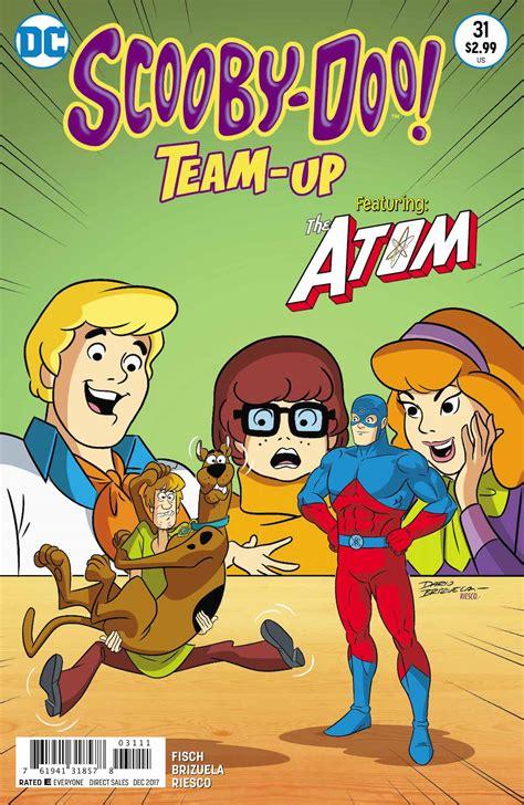 Dc Comics Scooby Doo Team Up 23 April 2017 preview scooby doo team up 31 comics for