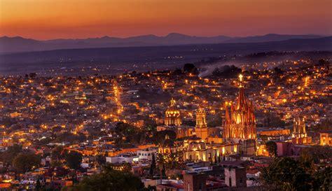 imagenes bonitas de paisajes de mexico las 15 ciudades m 225 s bonitas de m 233 xico