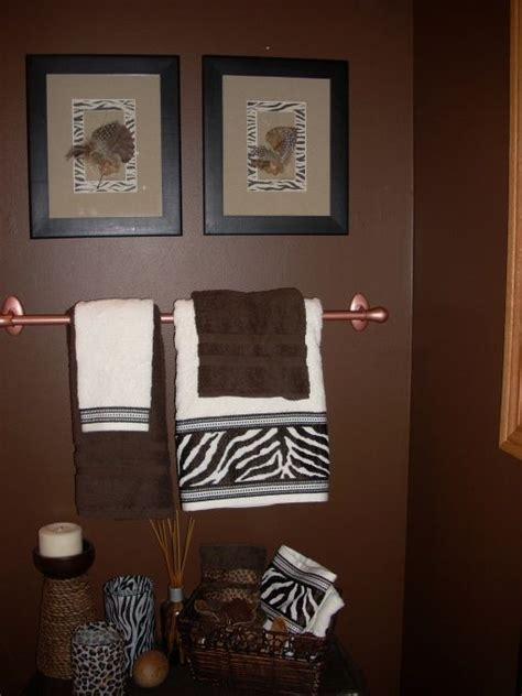 american bathroom decor accessories animal print