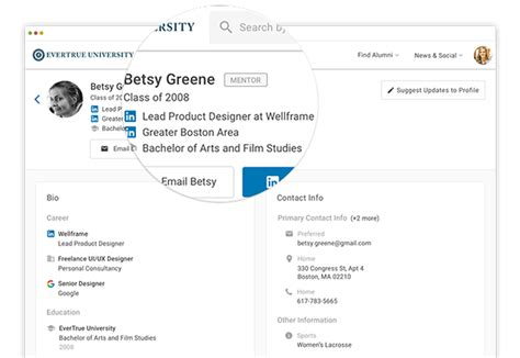 Search Id By Email Address June Product Update Here S What S New In Evertrue This