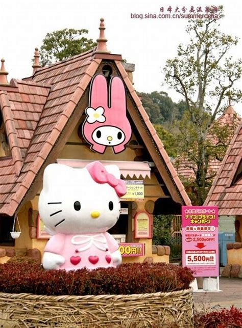 hello kitty theme park 17 best images about hello kitty amusement park on