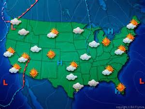 weather maps of weather map usa my