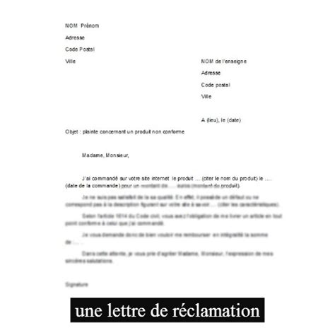 Lettre De Reclamation Ecole A And Easy Way To Remember Une Lettre De R 233 Clamation In Memrise
